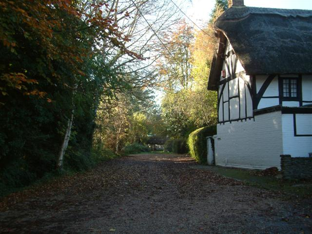 Blewbury Village
