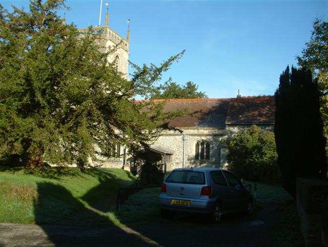 Blewbury Church