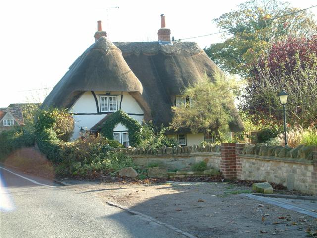 Green Thatch Cottage