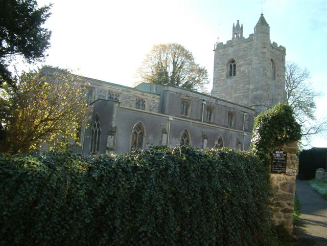 St. Andrew's Church, East Hagbourne