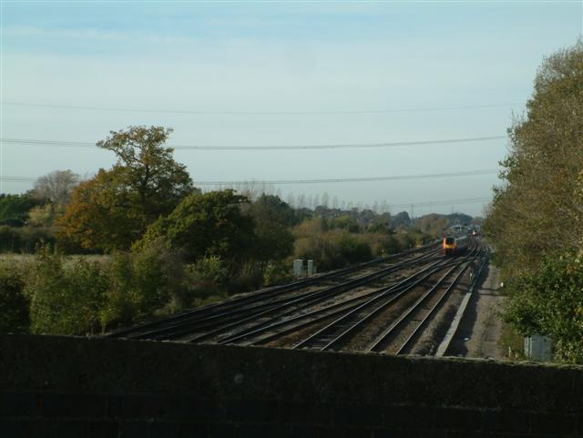 Looking towards Didcot