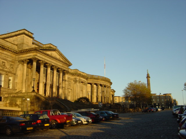 Liverpool Museum , William Brown Street