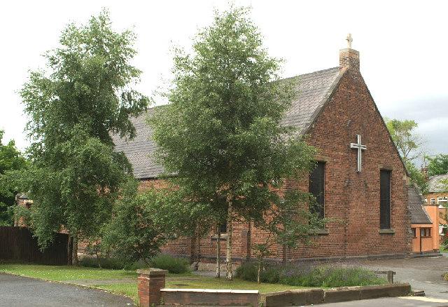 St. Mary's Church, Warrington Road, Lower Ince