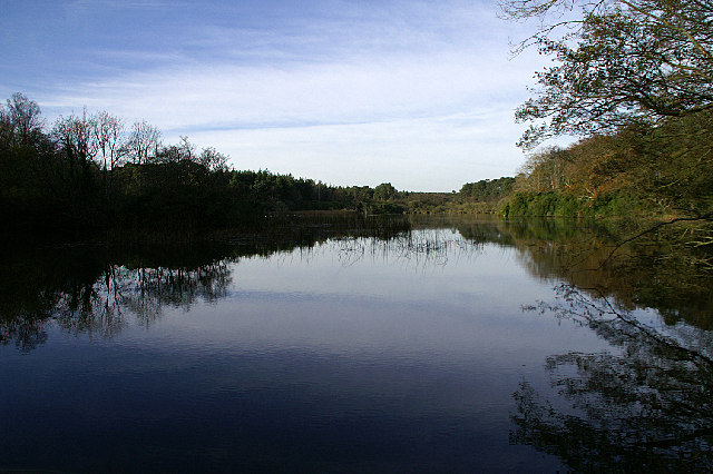 Morden Park Lake