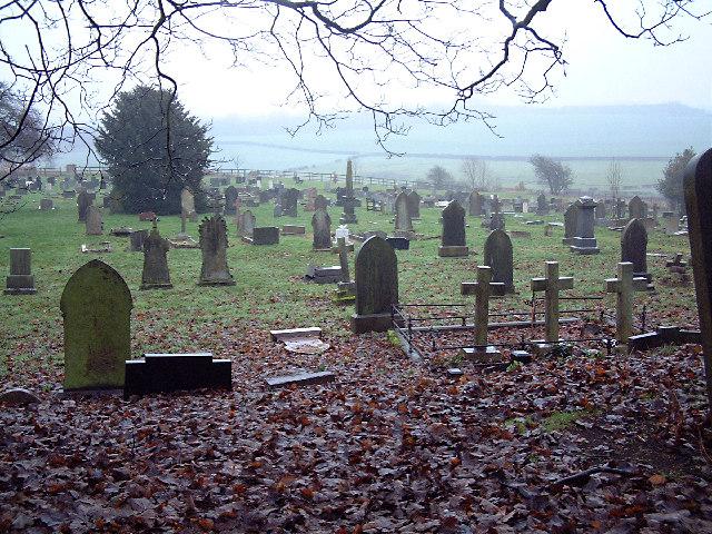 The Churchyard, Hallgarth Church