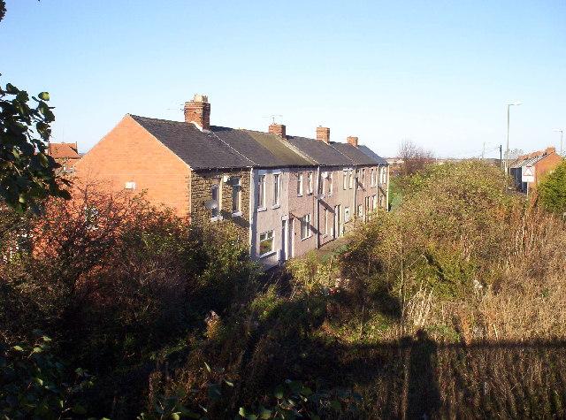 Terrace in Shiremoor