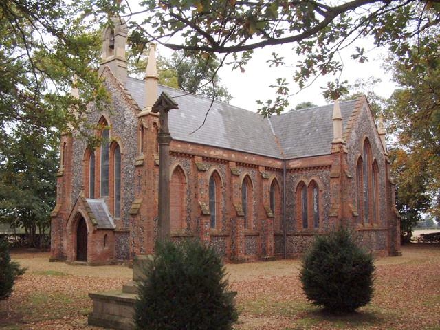 Hainford Church