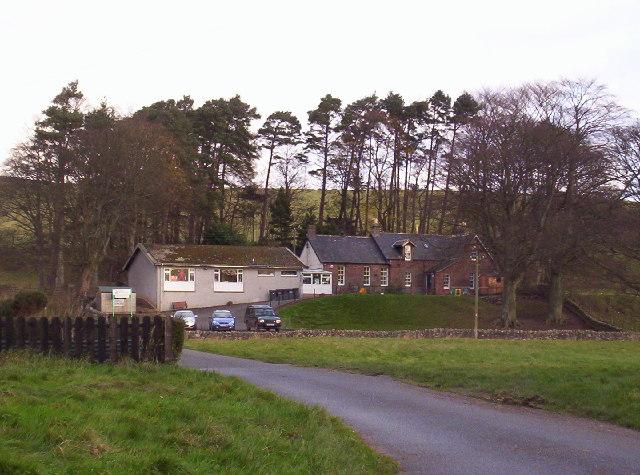School at Bridgend of Lethnot