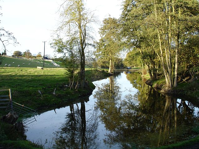 Pool near Stoneacre, Otham