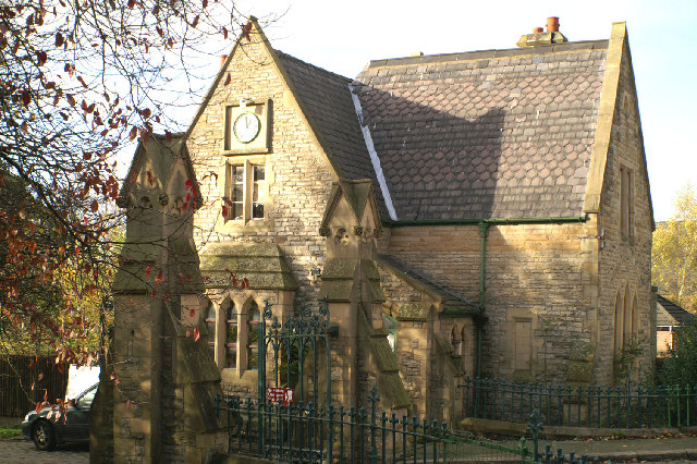 Former Lodge at Ince Cemetery, Warrington Road, Lower Ince