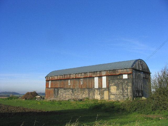 Deserted Barn, Norton Heath