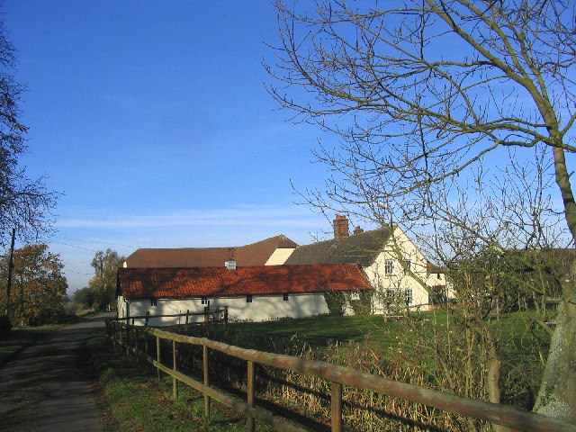 Clapsgate Farm, Wall's End, Essex