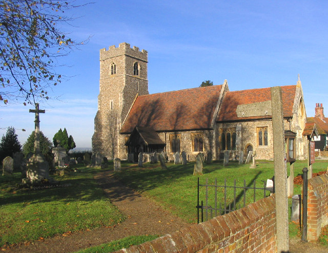St. Christopher's Church, Willingale, Essex
