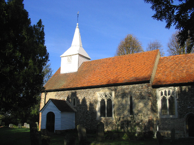 St. Andrew's Church, Willingale, Essex