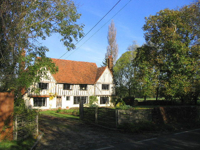 Duke's Farmhouse, Willingale, Essex
