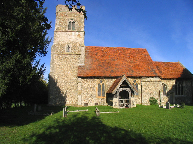 St. Botolph's Church, Beauchamp Roding, Essex