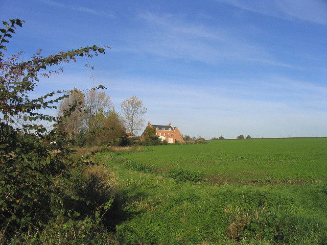A new country mansion, Fyfield, Essex