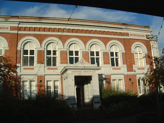 The Anstice Memorial Hall