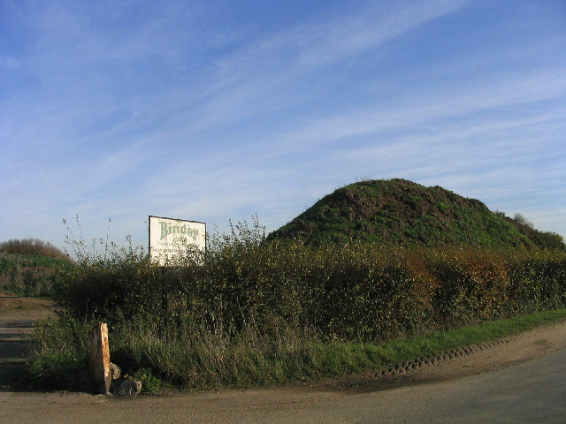 Compost Production, Fyfield, Essex