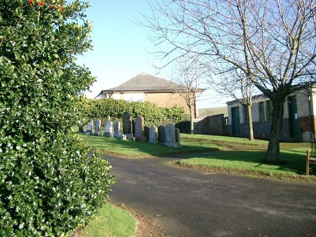 Darvel New Cemetery