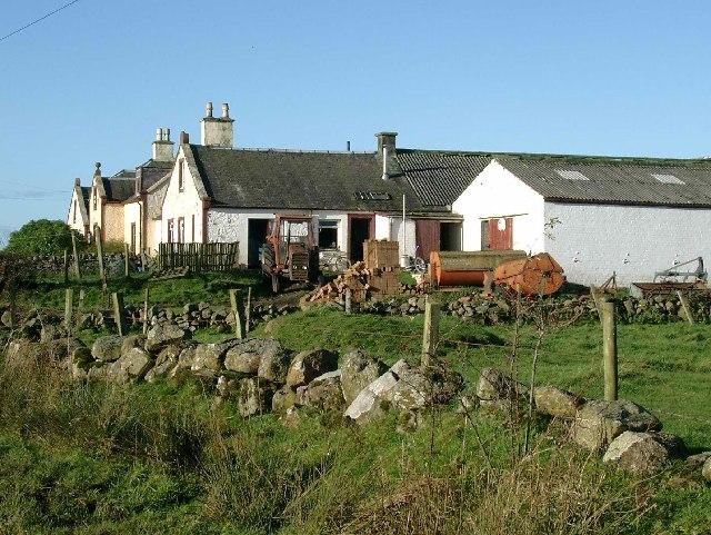Glaister farm