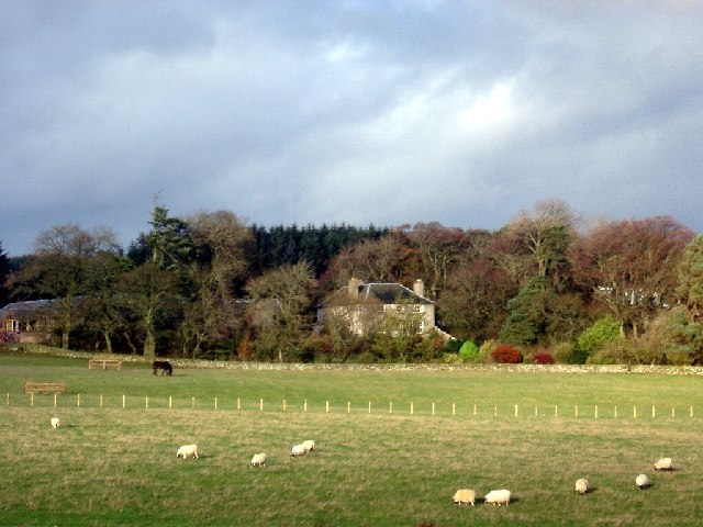 Raecleugh House