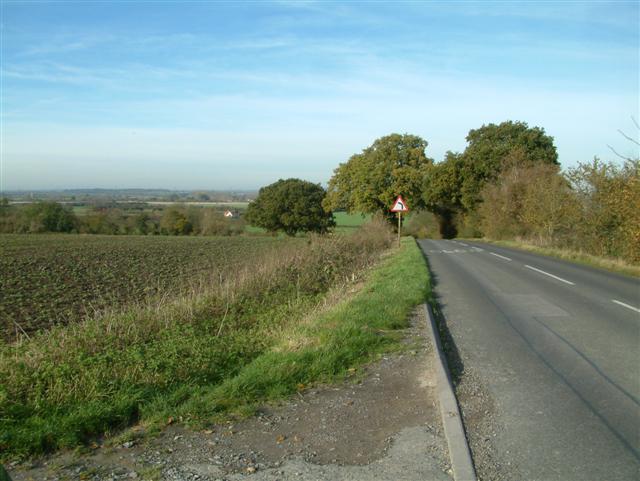 Little Wittenham Hill