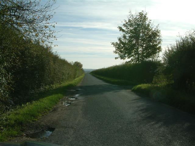 The Road to North Moreton