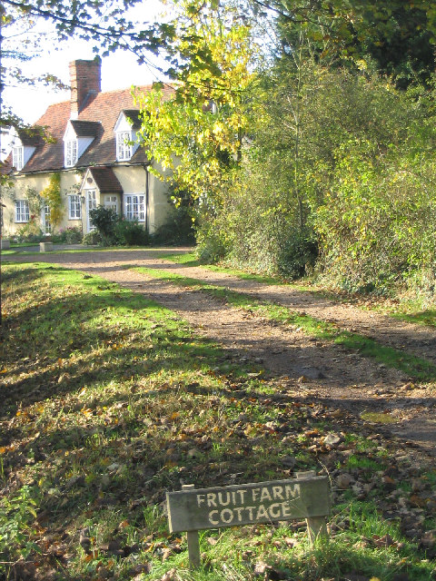 Fruit Farm Cottage, near Moreton, Essex