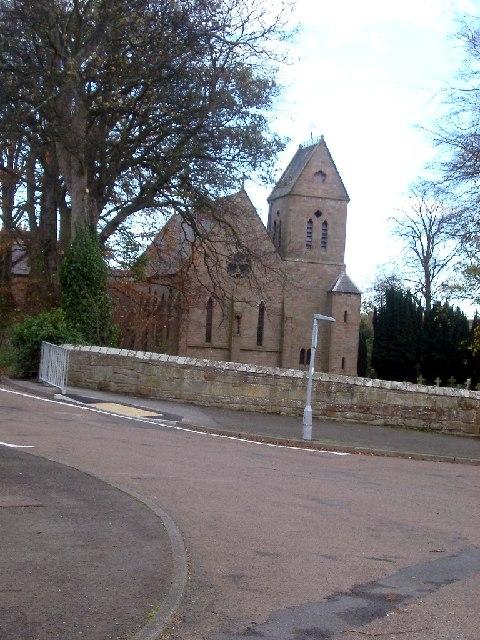 Church, Wooler