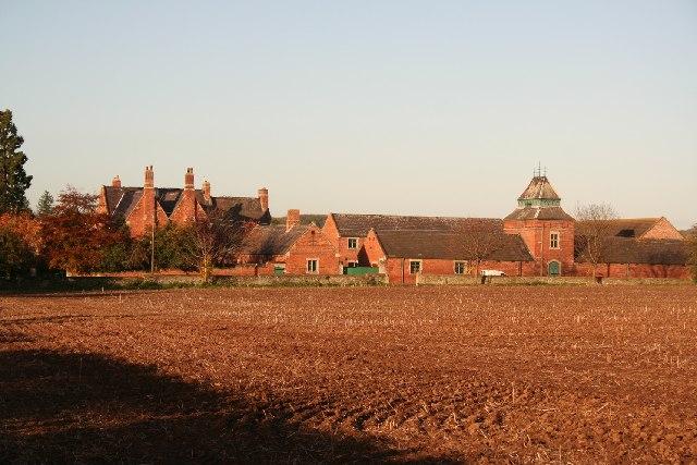 Manor Farm, Oldcotes