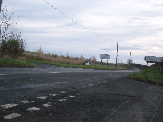 Road Junction then England