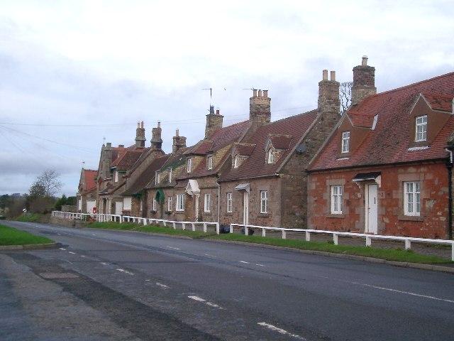 Foulden Village