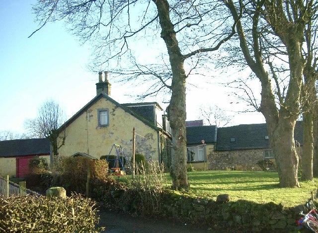 West Cauldcoats Farm