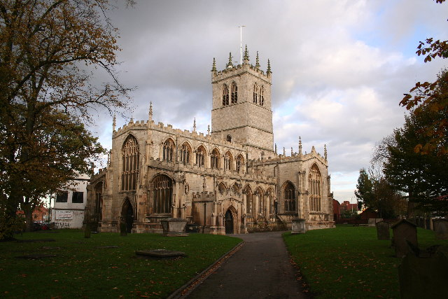 St.Swithun's church, East Retford