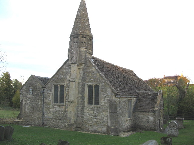 Church of St. Mary, Old Dilton