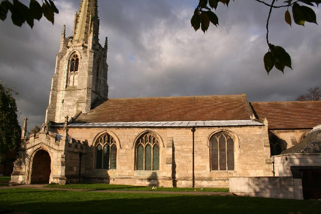 St.Michael's church, West Retford