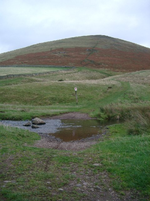 last Ford on the Pennine Way