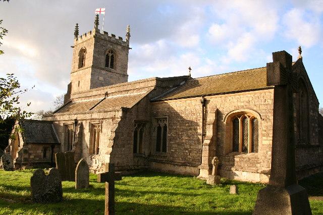 St.John the Baptist's church, Clarborough