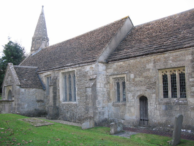 The Church of St. Mary, Old Dilton
