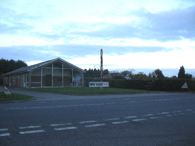 Row Farm nursery, Chapmanslade