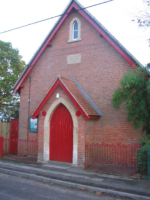 Stormore Baptist Chapel