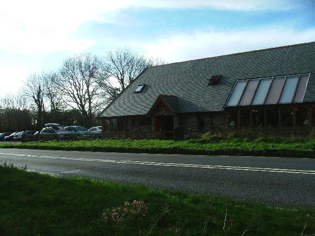 The Dartmoor Diner, Roborough