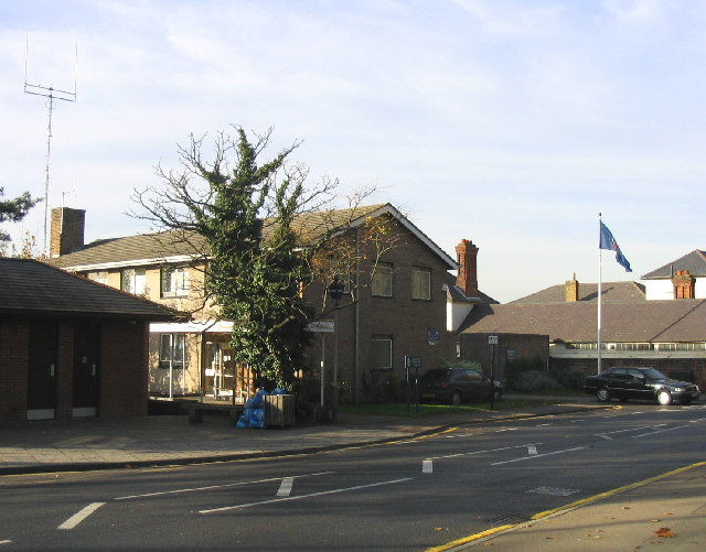 Ongar Police Station