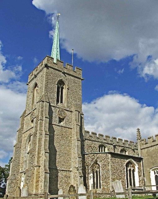 Braughing Parish Church