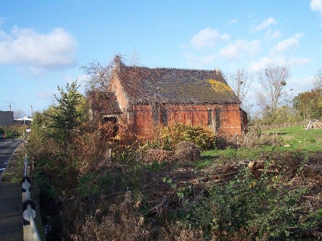Overgrown Chapel, Stoke Orchard