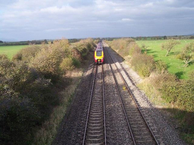 Cheltenham to Birmingham Train