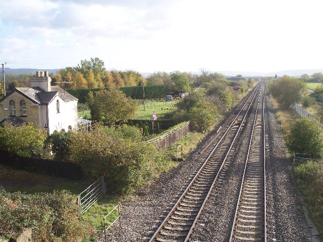 Site of Cleeve Station