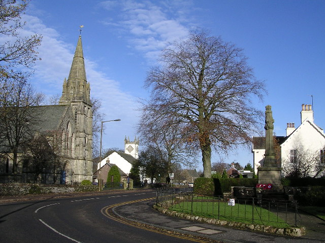 Killearn Churches on Remembrance Sunday