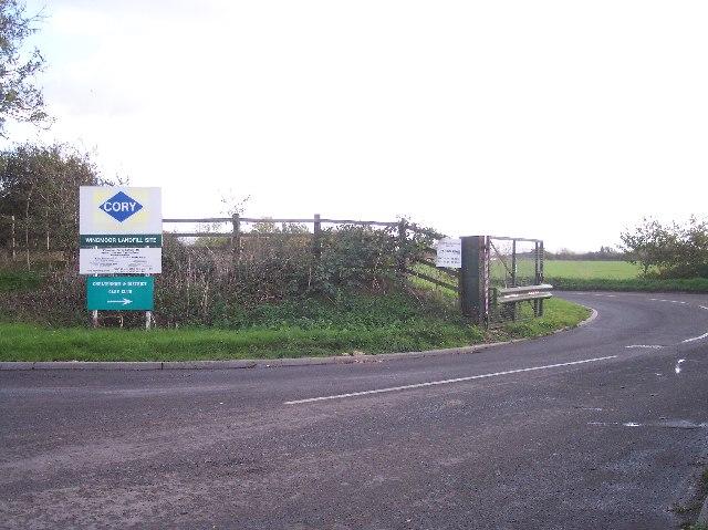 Wingmoor Farm Refuse Tip, Stoke Orchard